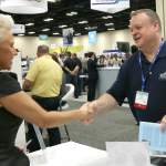 Dscoop HP Conference Book Signing 3