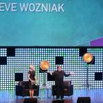 Laura Interviews Apple Founder Steve Wozniak HP Dscoop 4