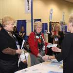 10 BANK TRAVEL CONFERENCE - Laura enjoys signing books and meeting participants after her keynote in Memphis 2012