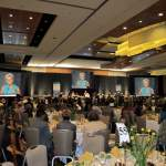 11 UNITED WAY COMMUNITY CELEBRATION - Laura emcees the yearly event in Chicago