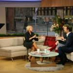 12 . Laura appearing in Sydney Australia on the number one morning show while on her book and speaking tour throughout the country in June-July 2010