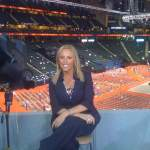 14 M LAURA LIVE FROM THE REPUBLICAN NATIONAL CONVENTION FOR THE BBC