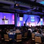 6 Financial Insurance Conference Planners Annual Conference - Laura emcees four days at LA Lives