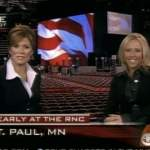 7. Laura and Maggie Rodriguez live from the RNC 2008