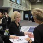 9 EMERGENCY NURSES ASSOCIATION - Laura signs books following her keynote