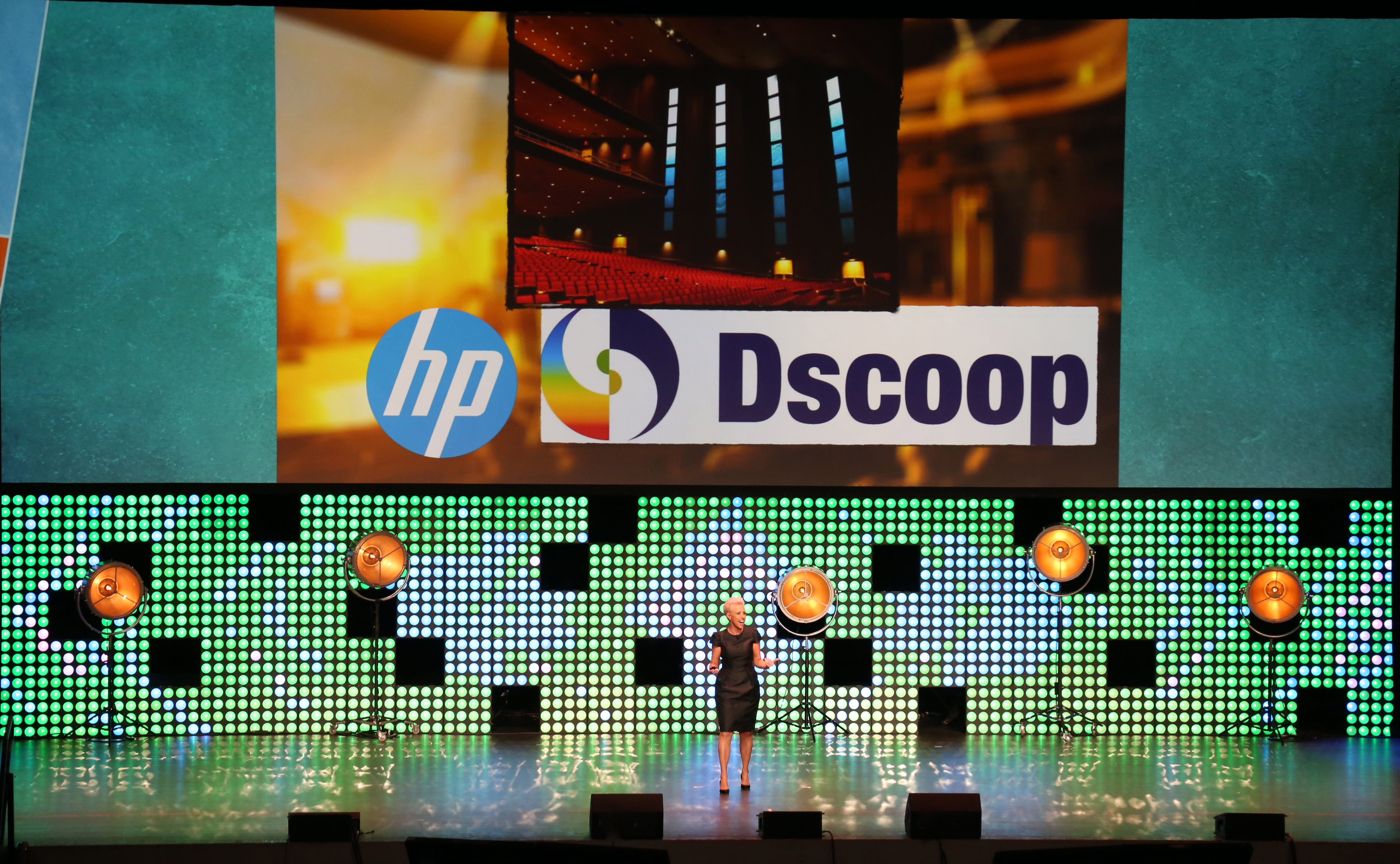 Laura HP Dscoop Conference Keynote 9