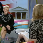 MEDIA GMF Laura on Finlands No. 1 Morning Show Good Morning Finland on Yle