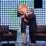 Laura Interviews Apple Founder Steve Wozniak HP Dscoop 1