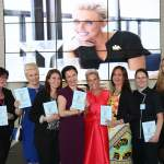 Laura Schwartz Eat Drink and Succeed Author Book Signing