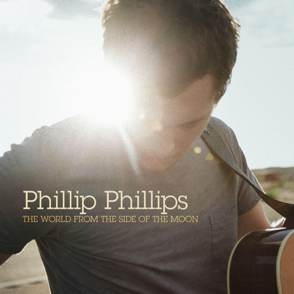 Phillip Phillips the World from the Side of the Moon