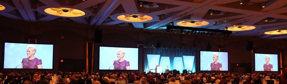 Laura Schwartz RW Baird Lifestyle Conference Emcee
