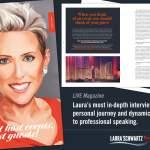 Laura Schwartz LIVE Mag Overview